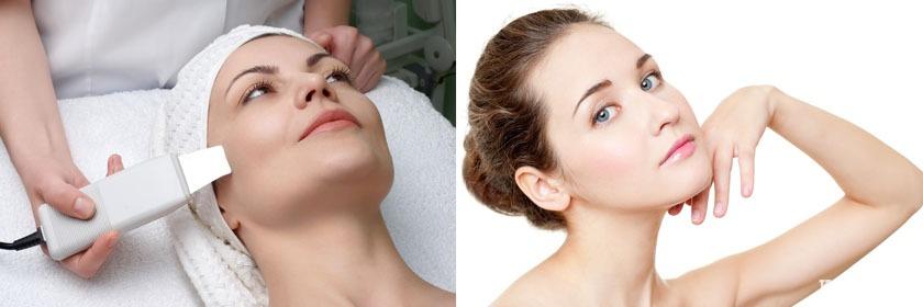 Чем отличается ультразвуковая чистка лица от механической