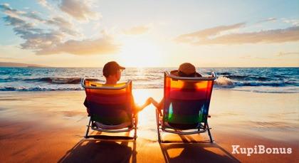 Пляжный отдых со скидкой от КупиБонус