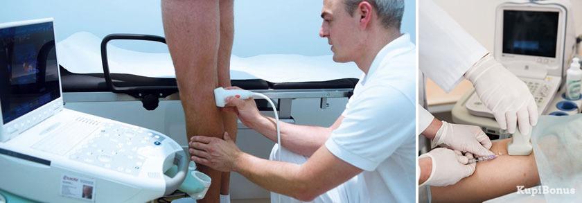 Ультразвуковая диагностика заболеваний суставов